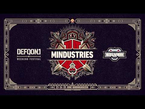 The colors of Defqon.1 2017 | SILVER mix by Mindustries