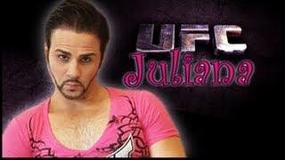 UFC Champion Juliana