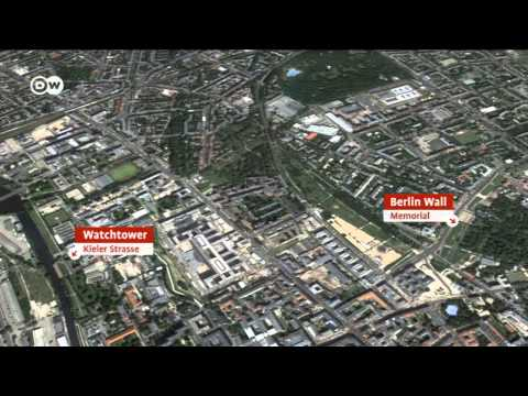 Berlin - Traces of the Former Wall | Discover Germany