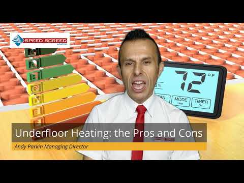 Underfloor Heating Pros and Cons - All You Need To Know About Underfloor Heating Pros And Cons