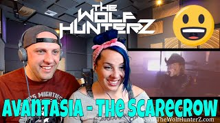 Avantasia - The Scarecrow (The Flying Opera) live HD   THE WOLF HUNTERZ Reactions
