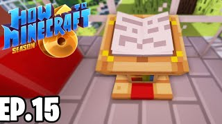 NEW SECRET ROOM + NEW WORLD QUEST! |H6M| Ep.15 How To Minecraft Season 6 Survival Series (SMP)