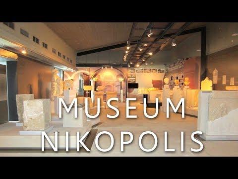 Archaeological Museum of Nikopolis - Preveza - Greece