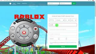 like download roblox for very easy pc