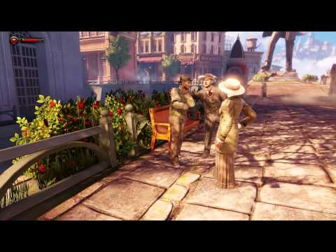 Bioshock Infinite: Story Walkthrough (Part 01/10) - Welcome to Columbia