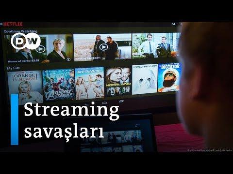 Streaming savaşları: Netflix Amazon'a karşı - DW Türkçe