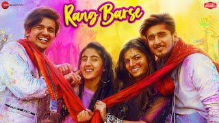 Rang Barse - Mamta Sharma, Bhavin, Sameeksha & Vishal | Shaan | Zee Music Originals