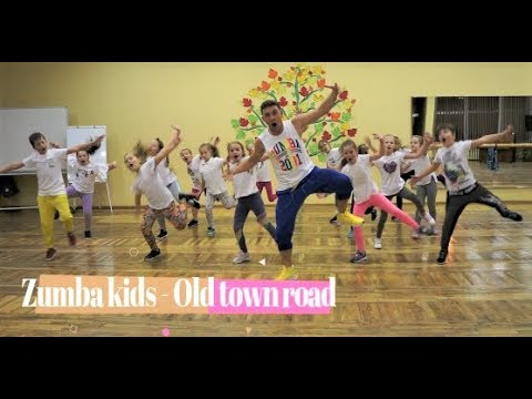 Download ZUMBA KIDS - OLD TOWN ROAD - Lil Nas X  Ft. Billy Ray Cyrus