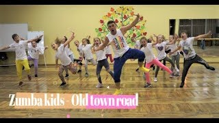 ZUMBA KIDS - OLD TOWN ROAD - Lil Nas X  Ft. Billy Ray Cyrus
