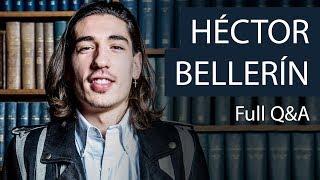 Héctor Bellerín | Full Q&A | Oxford Union