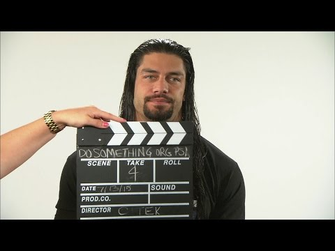 roman reigns speed dating