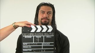Roman Reigns auditions for the Bully Text