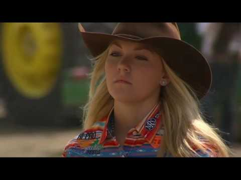 Calgary Stampede 2017 Day 3 Barrel Racing