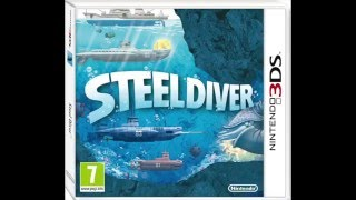 3DS Game Review - Steel Diver