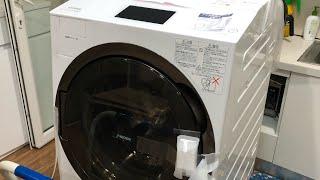 Đập hộp siêu phẩm máy giặt nội địa Nhật: Toshiba TW-127X8 date 2020 (đỉnh cao nhất thị trường Nhật)