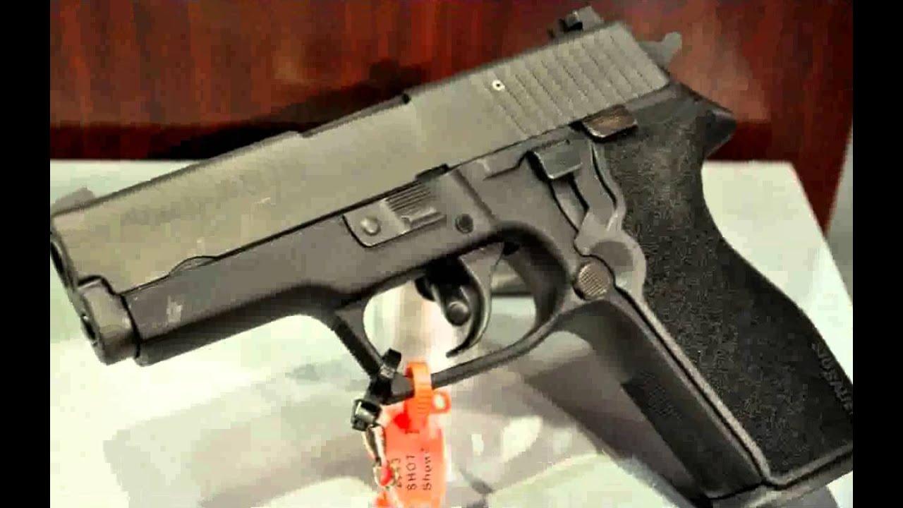 Sig Sauer P220 Compact Sas Gen 2 45 Auto Pistol Pictures