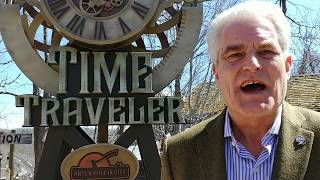 Time Traveler interview | Silver Dollar City