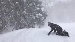 RICCA雪山部 2017年2月7日〜8日 苗場・かぐらスキー場