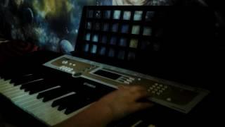 Цыганочка на синтезаторе