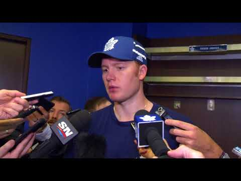 Maple Leafs Post-Game: Frederik Andersen - October 26, 2017