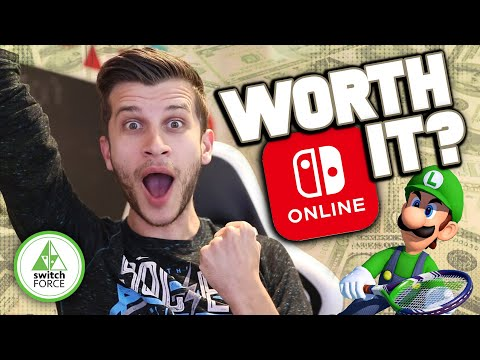Nintendo Switch Online FINALLY Worth It... Free Switch Games!?