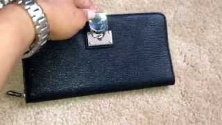 """Quick review of Michael Kors Hamilton Zip-Around wallet"" Thumbnail"