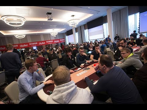 OlyBet Kings of Tallinn 2017