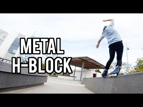 Do Metal H-Blocks Slide On Concrete? - Sola Equipment Metal H-Block