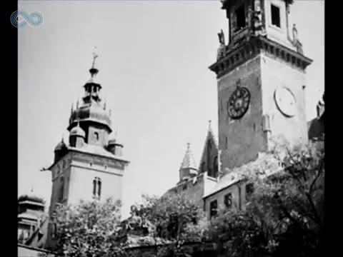 Z minionych lat przedwojenny Kraków