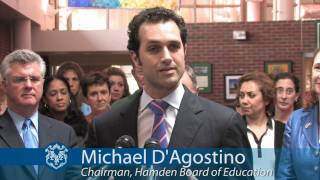Hamden Boe Chair - Michael D'agostino Opposes Governor Rells Plan To Cut Wintergreen Funding