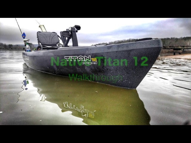 Native Titan 12 Walkthrough