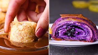 Video Perfect Dessert Pies are just a step away ! | Recipe Hacks that will blow your mind by So Yummy download MP3, 3GP, MP4, WEBM, AVI, FLV Mei 2018