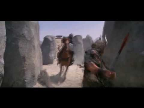 Best fight in Conan the Barbarian - Battle of the Mounds/Prayer to Crom