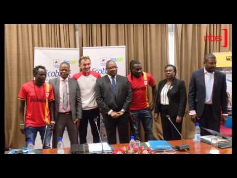 Ecobank, FUFA Fundraise for Uganda Cranes