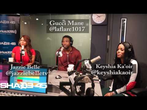 Dj Kayslay & Gucci Mane Interview Shade45 9/21/16