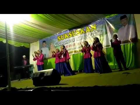 Qasidah group Marisa Gorontalo - POTABIYA