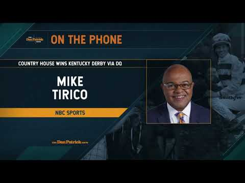 NBC Sports' Mike Tirico Talks Kentucky Derby Controversy with Dan Patrick | Full Interview | 5/6/19