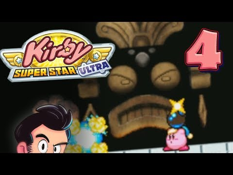 Kirby Super Star Ultra - Excavating Hell - Part 4