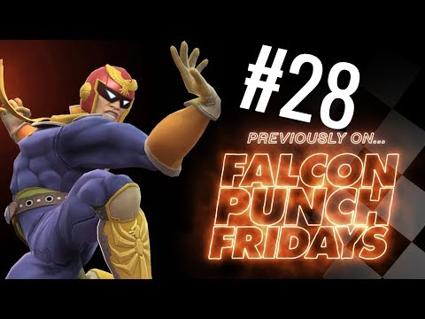 Last Time on Falcon Punch Fridays 40 (#28) |