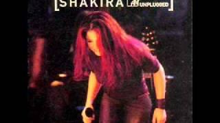 SHAKIRA - MTV UNPLUGGED - 03 - DÓNDE ESTÁN LOS LADRONES