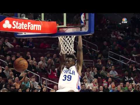 Top 10 NBA Plays: March 17th