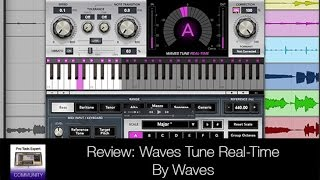 Review - Waves Tune Real-Time