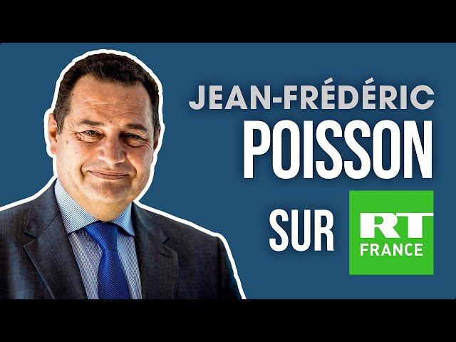 Attentat de Rambouillet - JFP invité de RT FRANCE | 23 av. 2021