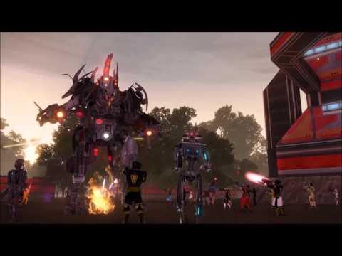 Entropia Universe: Robot Incursions (Planet Calypso)