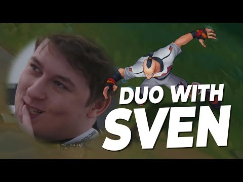 Doublelift - Duo with 4FUN Jungler Svenskeren