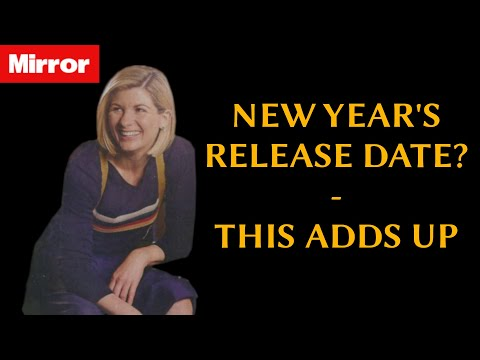 Doctor Who Series 12 Release Date Confrimed?