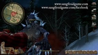 Sang-Froid: Tales of Werewolves Gameplay