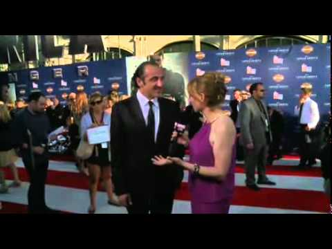 Captain America: The First Avenger Red Carpet Premier