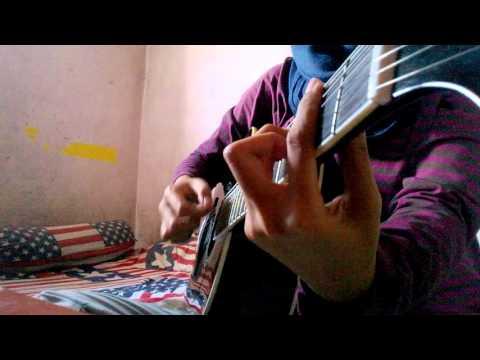 Terry - Janji Manismu (guitar Cover)