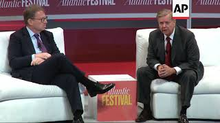 Senator Graham: Trump 'Not helping' with attack on Ford